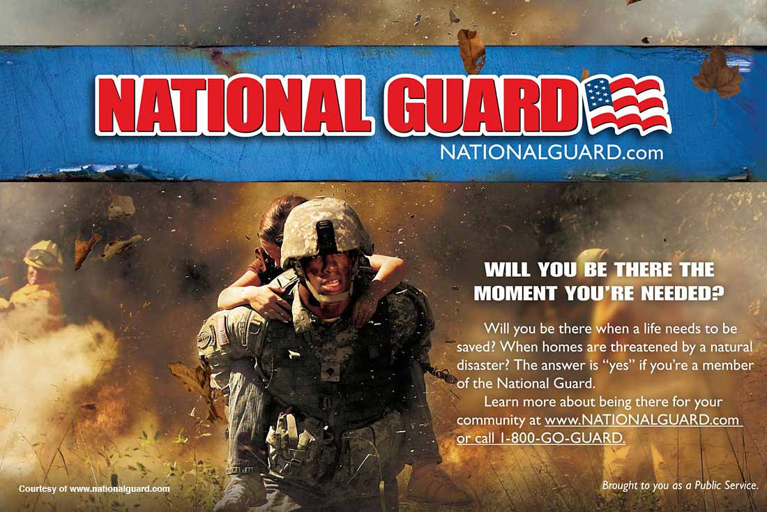 Army National Guard—Fire Rescue
